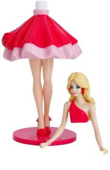 Admiranda Barbie 3D espuma de banho e gel de duche 2 em 1 para crianças