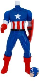 Admiranda Avengers Captain America 3D espuma de baño y gel de ducha 2 en 1 para niños