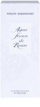 Adolfo Dominguez Agua Fresca de Rosas eau de toilette nőknek 120 ml