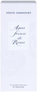 Adolfo Dominguez Agua Fresca de Rosas eau de toilette pentru femei 120 ml