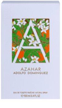 Adolfo Dominguez Azahar eau de toilette pentru femei 100 ml