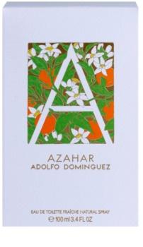 Adolfo Dominguez Azahar eau de toilette pour femme 100 ml