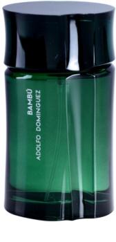 Adolfo Dominguez Bambú eau de toilette pour homme 120 ml