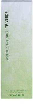Adolfo Dominguez Té Verde toaletní voda pro ženy 100 ml