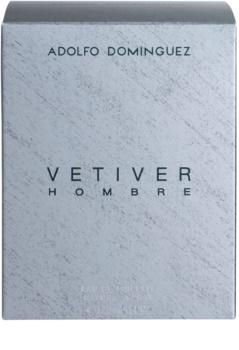 Adolfo Dominguez Vetiver Hombre Eau de Toilette for Men 120 ml