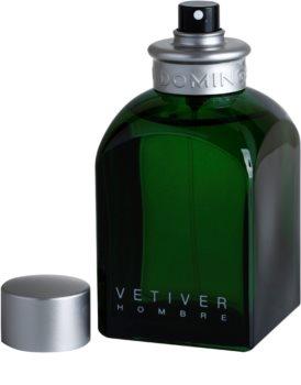Adolfo Dominguez Vetiver Hombre eau de toilette per uomo 120 ml
