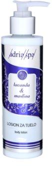 Adria-Spa Lavender & Olive Körpermilch