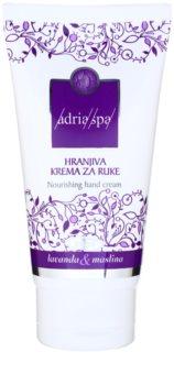Adria-Spa Lavender & Olive nährende Handcreme