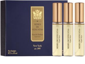 Aedes De Venustas Copal Azur Eau de Parfum Unisex 3 x 10 ml Navulling