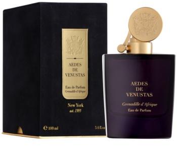 Aedes De Venustas Grenadille d'Afrique eau de parfum unissexo 100 ml