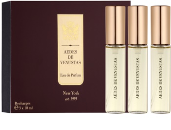 Aedes De Venustas Aedes de Venustas Eau de Parfum για γυναίκες 3 x 10 μλ γέμιση