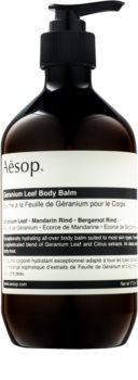 Aēsop Body Geranium Leaf lait corporel hydratant