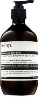 Aésop Body Geranium Leaf хидратиращо мляко за тяло
