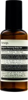 Aésop Body Petitgrain  regeneráló zselé napozás után
