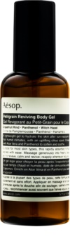 Aēsop Body Petitgrain regeneráló zselé napozás után
