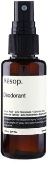 Aēsop Body Deodorant Spray Aluminiumvrij