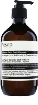 Aésop Body Coriander Seed energetizáló tusfürdő gél
