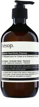 Aésop Body Coriander Seed poživljajoči gel za prhanje