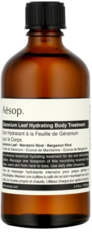Aésop Body Geranium Leaf cuidado hidratante para corpo