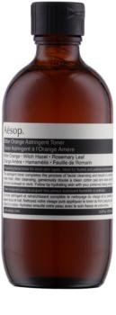 Aésop Skin Bitter Orange tonic bland de curatare pentru ten gras