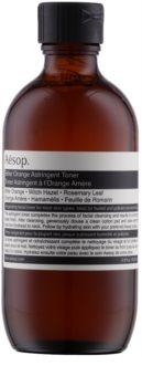Aésop Skin Bitter Orange tónico limpiador suave para pieles grasas