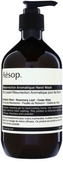 Aésop Body Resurrection Aromatique sabonete líquido para mãos
