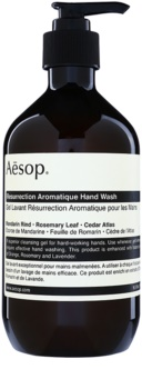 Aésop Body Resurrection Aromatique savon liquide nettoyant mains