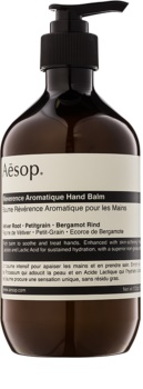 Aēsop Body Reverence Aromatique baume hydratant mains