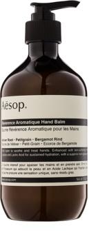 Aēsop Body Reverence Aromatique hydratační balzám na ruce