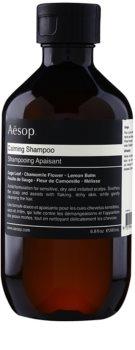 Aēsop Hair Calming champú calmante para cuero cabelludo seco con picores