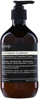 Aésop Hair Colour après-shampoing hydratant protection de couleur