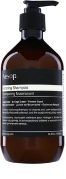 Aēsop Hair Nurturing výživný šampón pre nepoddajné vlasy
