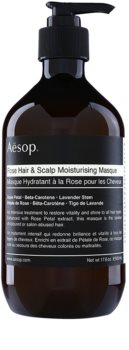 Aésop Hair Rose masque hydratant cheveux et cuir chevelu
