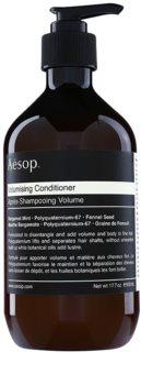 Aēsop Hair Volumising dúsító kondicionáló a finom hajért