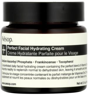 Aésop Skin Perfect feuchtigkeitsspendende Creme für normale bis trockene Haut