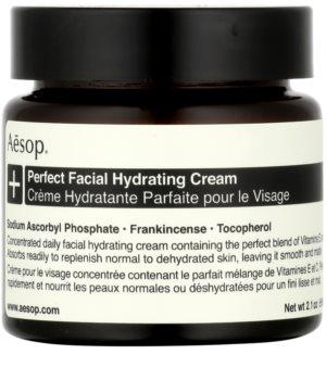 Aēsop Skin Perfect hidratáló krém normál és dehidratált bőrre