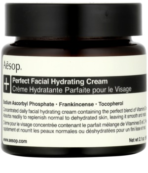 Aēsop Skin Perfect hydratačný krém pre normálnu až dehydratovanú pleť