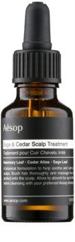 Aésop Hair Sage & Cedar hydratační kúra na vlasy před mytím