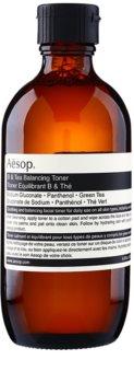 Aēsop Skin B & Tea nežni čistilni tonik za vse tipe kože, vključno z občutljivo kožo