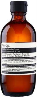 Aésop Skin B & Tea sanftes Reinigungstonikum für alle Hauttypen, selbst für empfindliche Haut