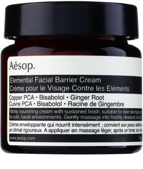 Aēsop Skin Elemental crema intens hidratanta reface bariera protectoare a pielii