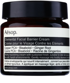Aésop Skin Elemental creme intensivo hidratante renovador de barreira cutâneo