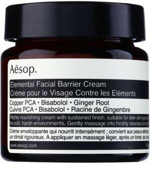 Aēsop Skin Elemental intensive, hydratisierende Creme regeneriert die Hautbarriere