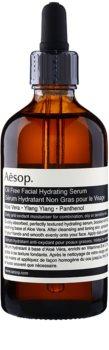 Aēsop Skin Oil Free hidratáló arcszérum kombinált és zsíros bőrre