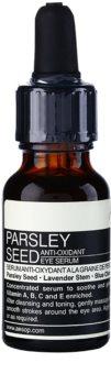 Aésop Skin Parsley Seed antioksidativni serum za područje oko očiju