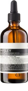Aēsop Skin Parsley Seed sérum antioxydant