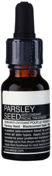 Aésop Skin Parsley Seed ser antioxidant pentru toate tipurile de ten