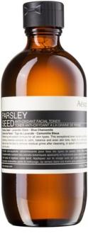 Aēsop Skin Parsley Seed tónico antioxidante para todos os tipos de pele