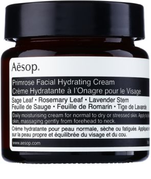 Aésop Skin Primrose crème hydratante pour peaux normales à sèches