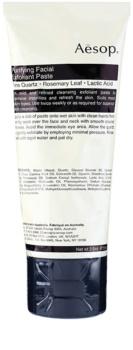 Aésop Skin Purifying crème exfoliante douce